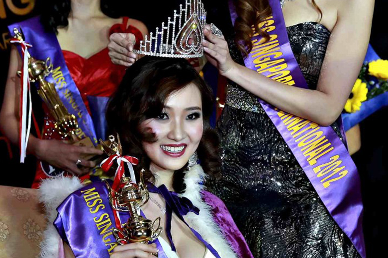 Miss Singapore International 2013