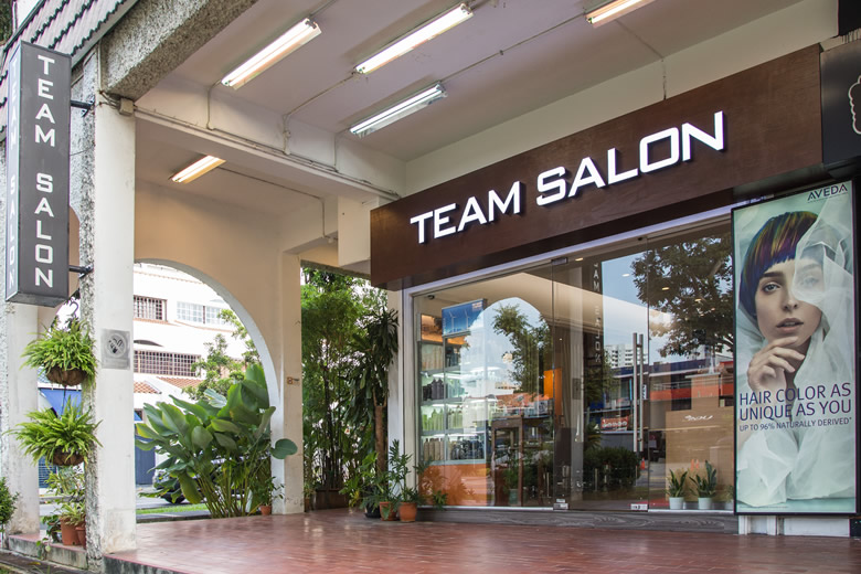 Team Salon